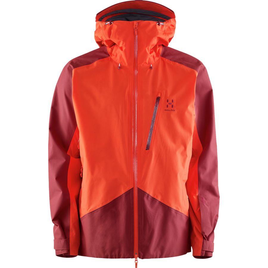 Haglofs Niva Jacket Men S Backcountry Com