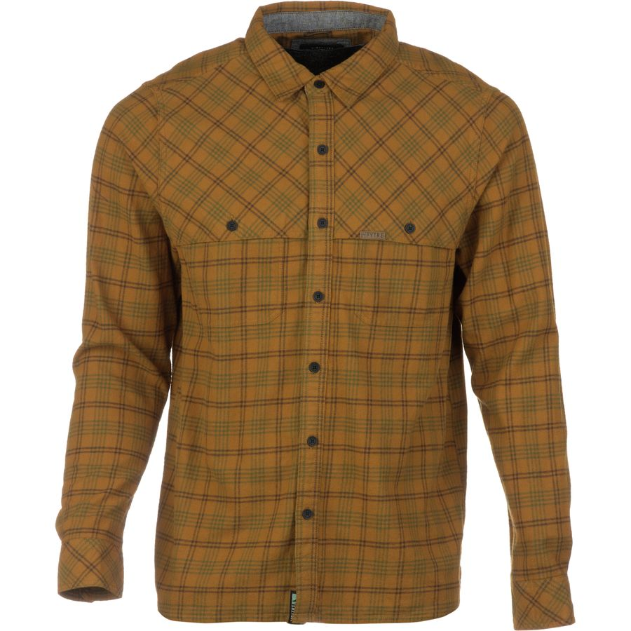 Hippy Tree Dobson Flannel Shirt Long Sleeve Men 39 S