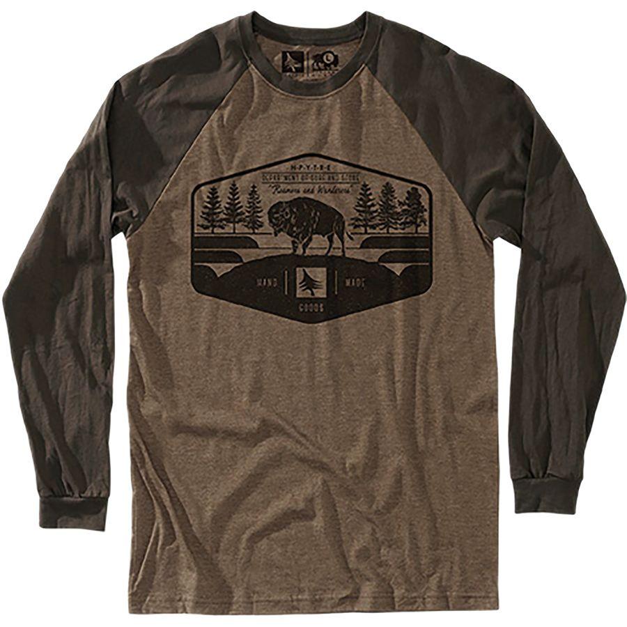 Hippy Tree Roamer T Shirt Long Sleeve Men 39 S Up To 70