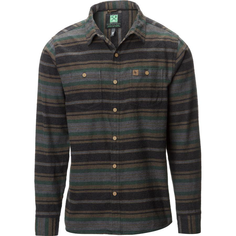 Hippy Tree Porter Flannel Shirt - Mens
