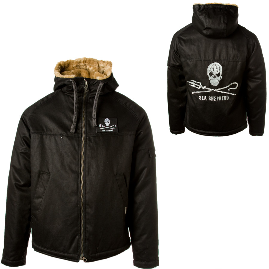 hoodlamb sea shepherd classic hoodlamb jacket men 39 s. Black Bedroom Furniture Sets. Home Design Ideas
