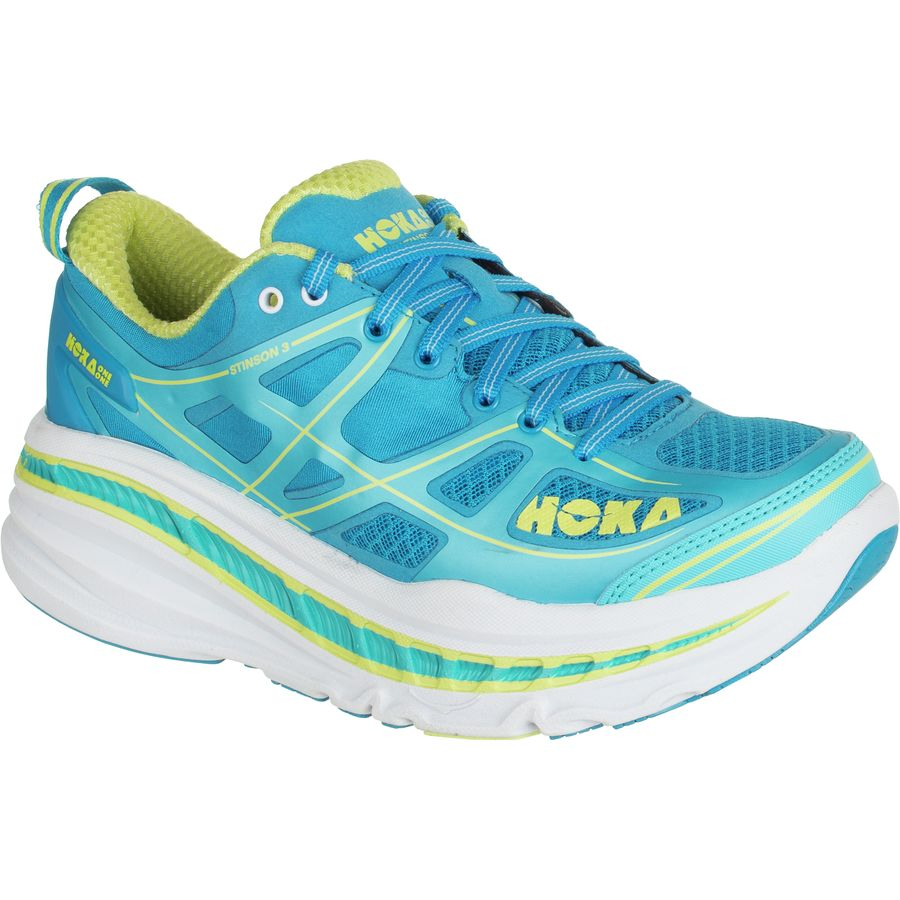 Hoka One One Stinson 3 Running Shoe - Womens