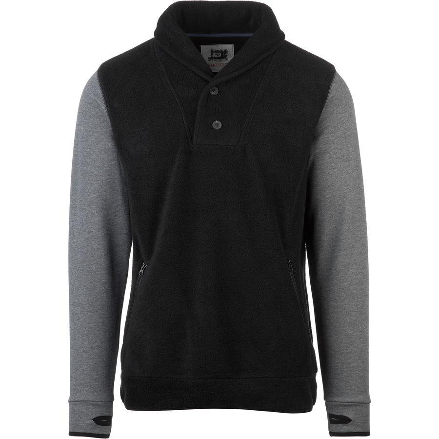 Holden Sherpa Pullover Sweater - Men's
