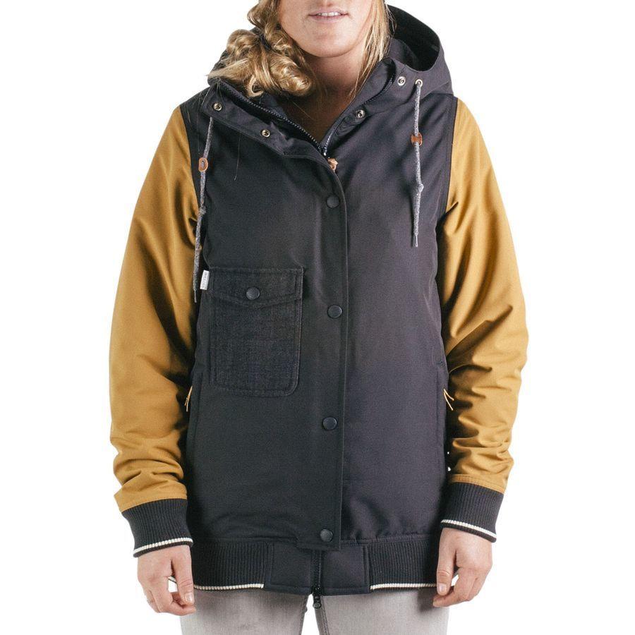 Holden Ashland Varsity Insulated Jacket - Women's