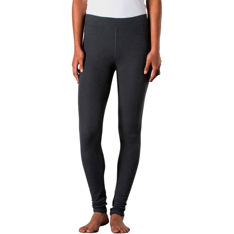 Toad&Co Ribbed Leap Legging - Womens