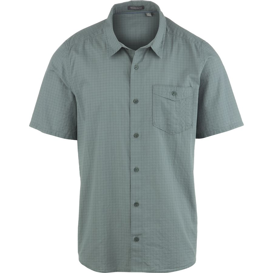 Toad&Co Airbrush Shirt - Short-Sleeve - Mens