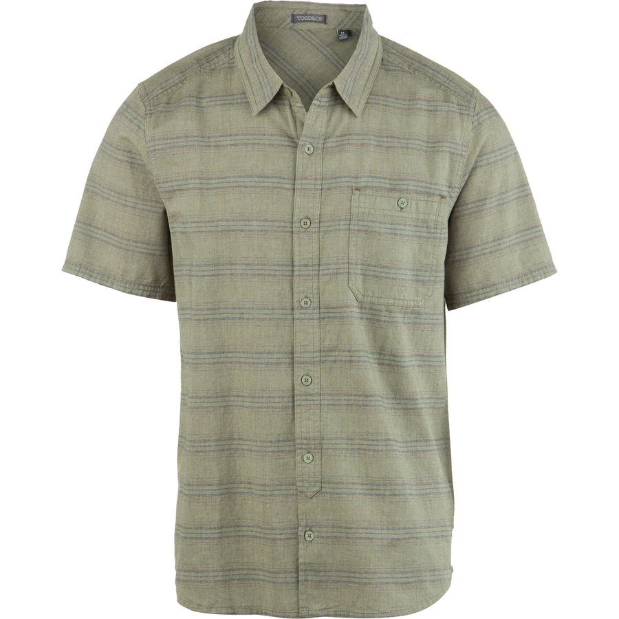 Toad&Co Hardscape Shirt - Short-Sleeve - Mens