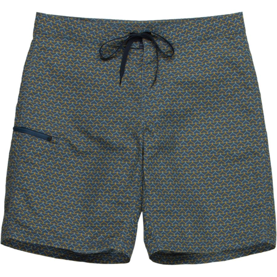 Toad&Co Cetacean Trunk Board Short - Mens