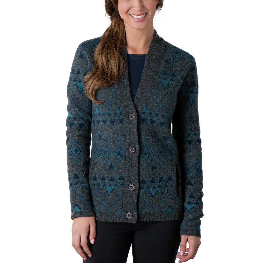 Toad&Co Heartfelt Diamond Cardigan - Womens