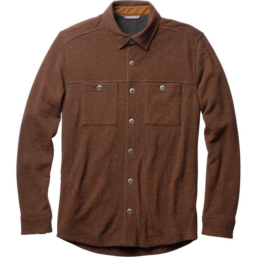 Toad&Co Sidecar Overshirt - Long-Sleeve - Men's