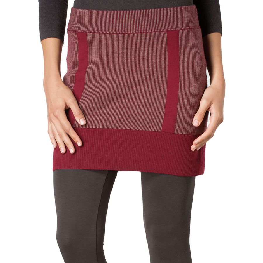 Toad&Co Uptown Sweater Skirt - Womens