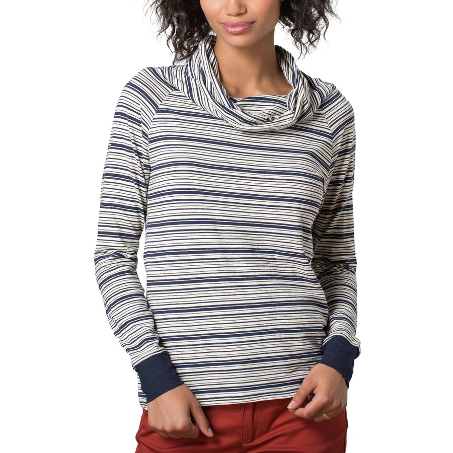 Toad&Co Stripe Out Boat Twist T-Shirt - Long-Sleeve - Women's