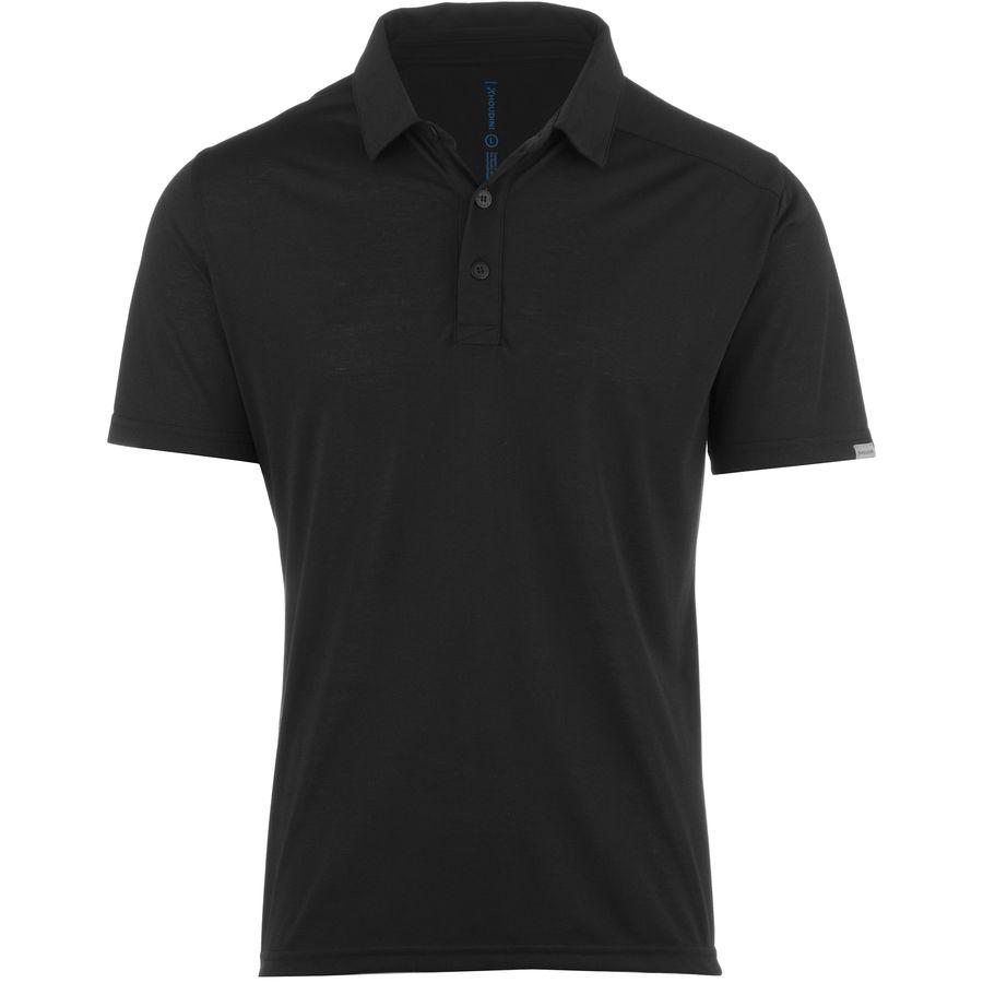 Houdini Rock Steady Polo Shirt - Mens