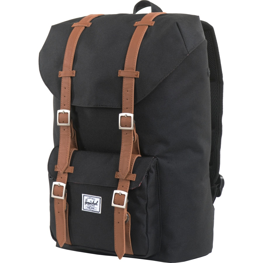 herschel supply little america mid volume 17l backpack. Black Bedroom Furniture Sets. Home Design Ideas