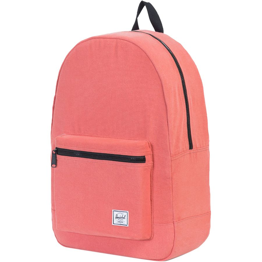 Herschel Supply Cotton Canvas Packable Daypack - 1495cu in