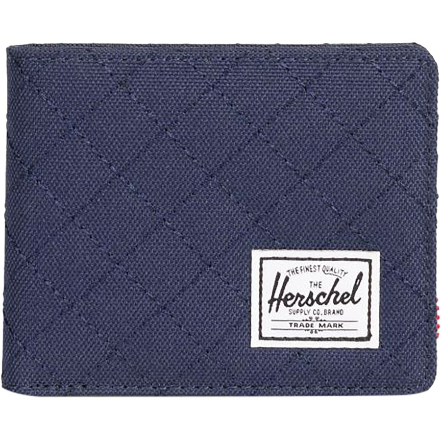 Herschel supply quilted collection roy wallet men 39 s for Roy s fishing supply