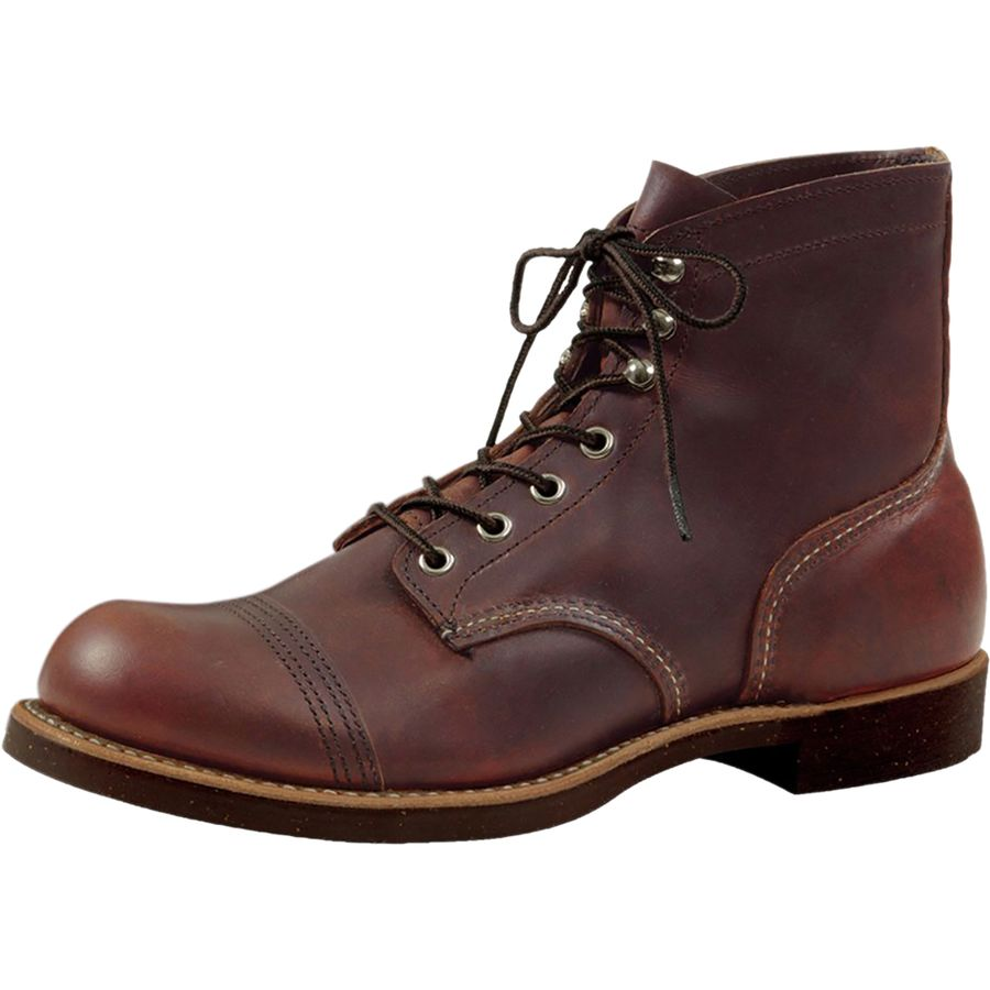 Used Red Wing Iron Ranger Boots For Sale - Discount Wig Supply