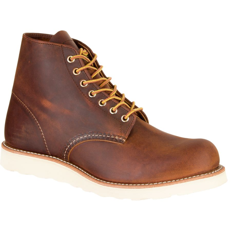 Red Wing Heritage 6-Inch Round Boot - Mens