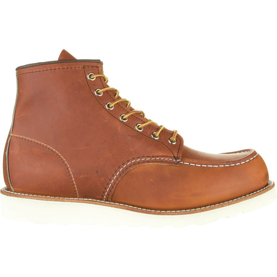 Red Wing Heritage 6-Inch Classic Moc Boot - Mens