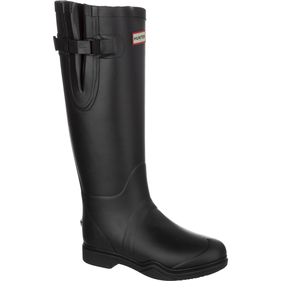 Innovative Hunter Womenu0026#39;s Field Huntress Wellington Boots - Navy - Womenu0026#39;s Hunter Wellingtons - Hunter ...