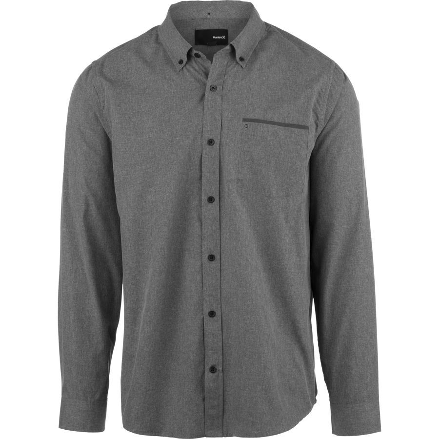 hurley dri fit one only shirt long sleeve men 39 s