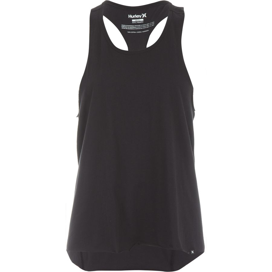 Hurley Staple Festival Racer Tank Top - Womens