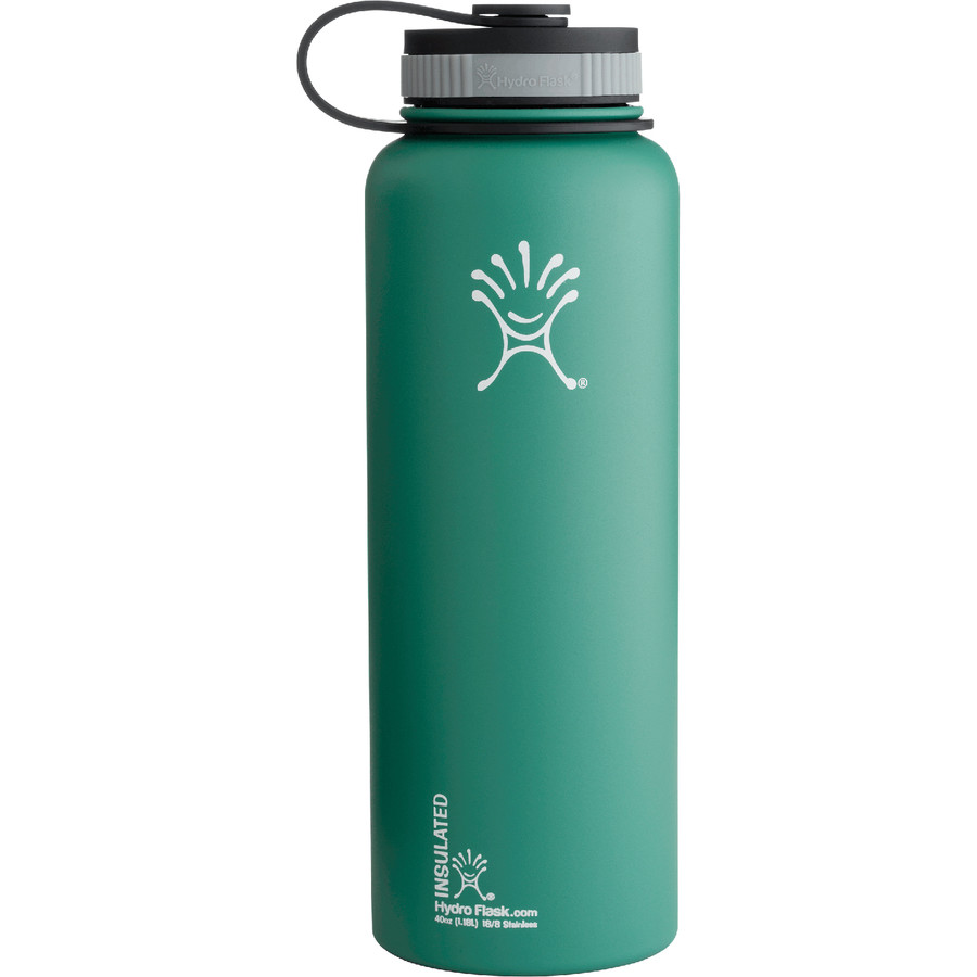 Hydro Flask 40oz. Wide Mouth Water Bottle