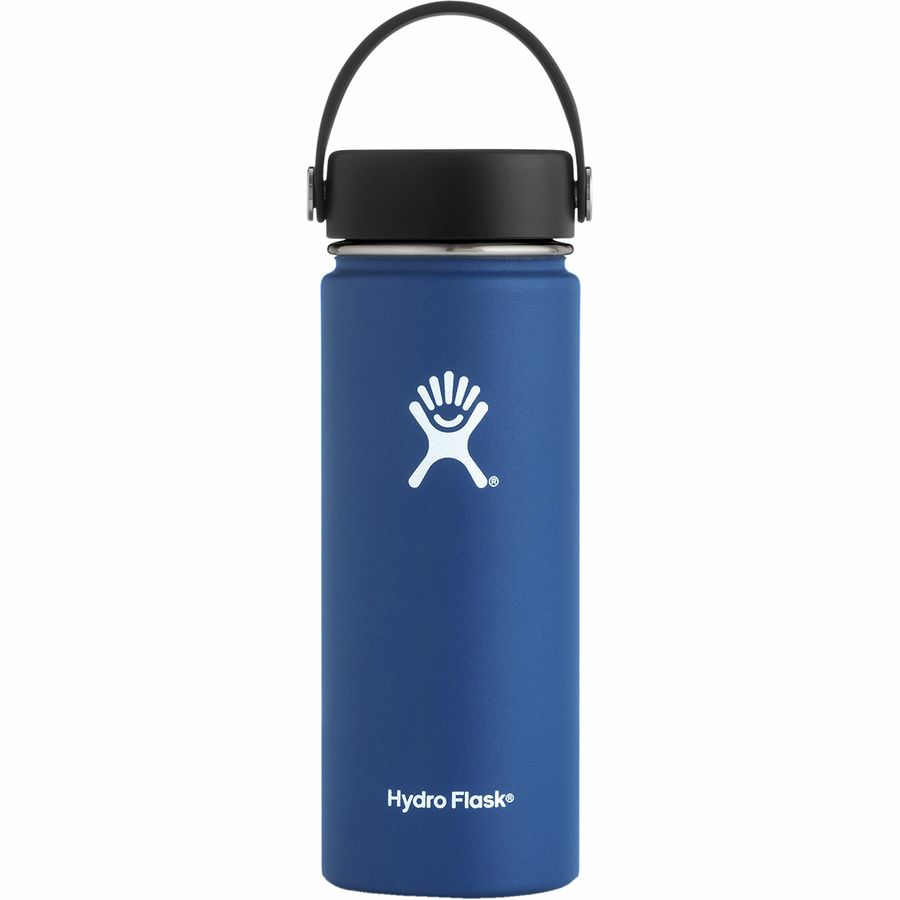 Hydro Flask 18oz Wide Mouth Water Bottle | Backcountry.com