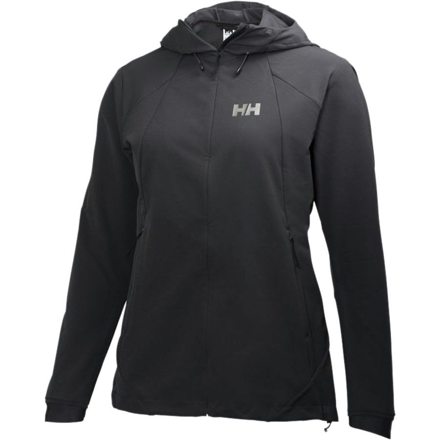 helly hansen paramount accellerato hooded softshell jacket women 39 s. Black Bedroom Furniture Sets. Home Design Ideas