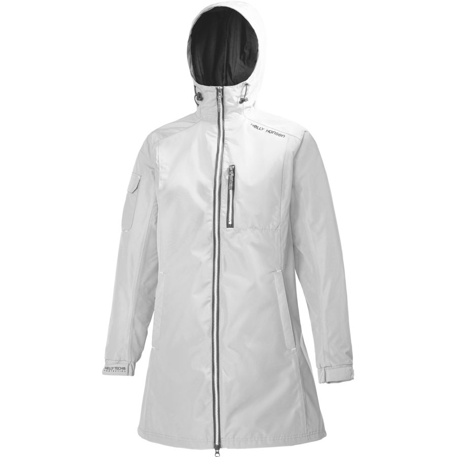 Helly Hansen Long Belfast Jacket - Womens