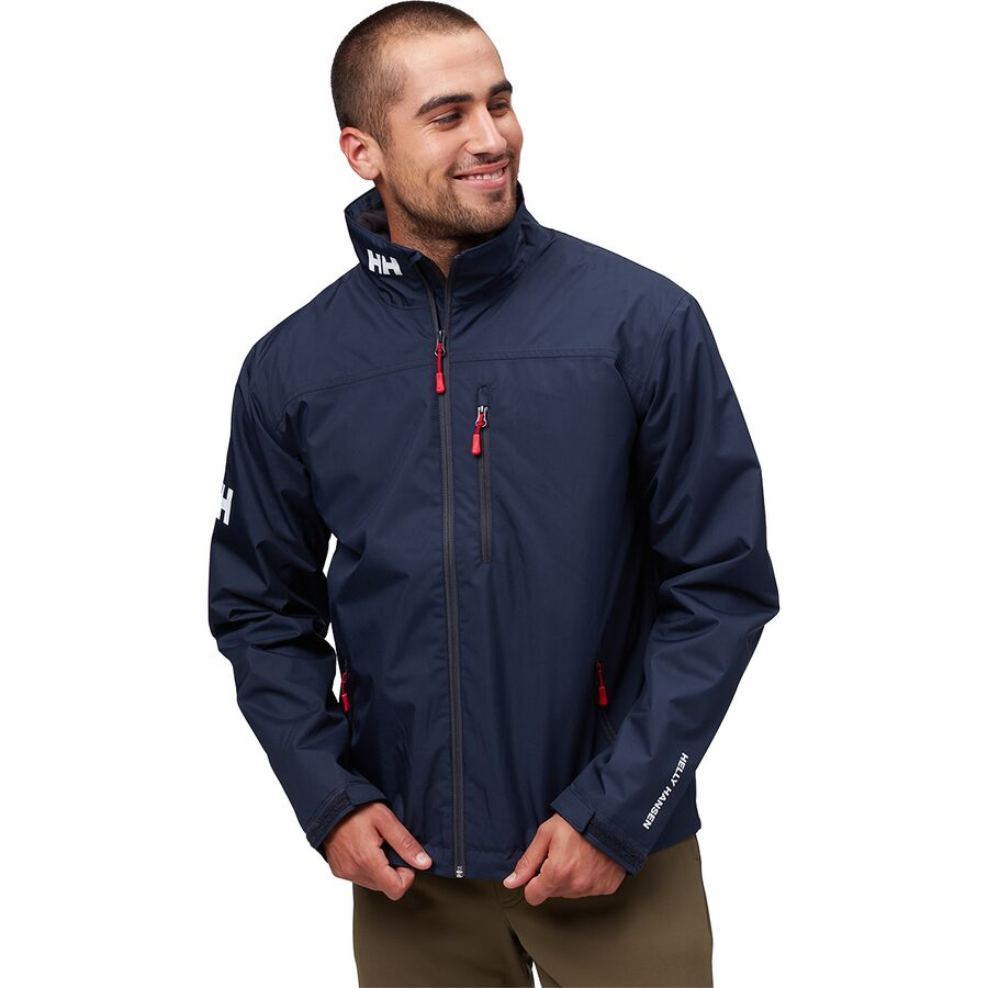 Helly Hansen Crew Midlayer Jacket - Mens