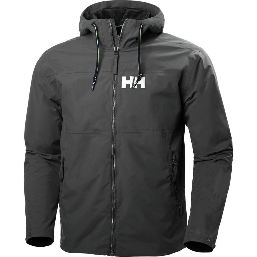 helly hansen rigging rain jacket men 39 s. Black Bedroom Furniture Sets. Home Design Ideas