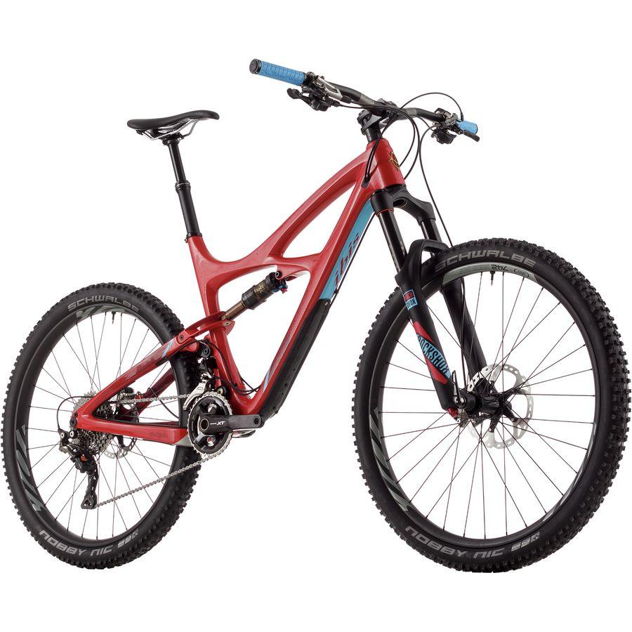Ibis Mojo 3 Carbon XTR 2x WERX Complete Bike - 2016