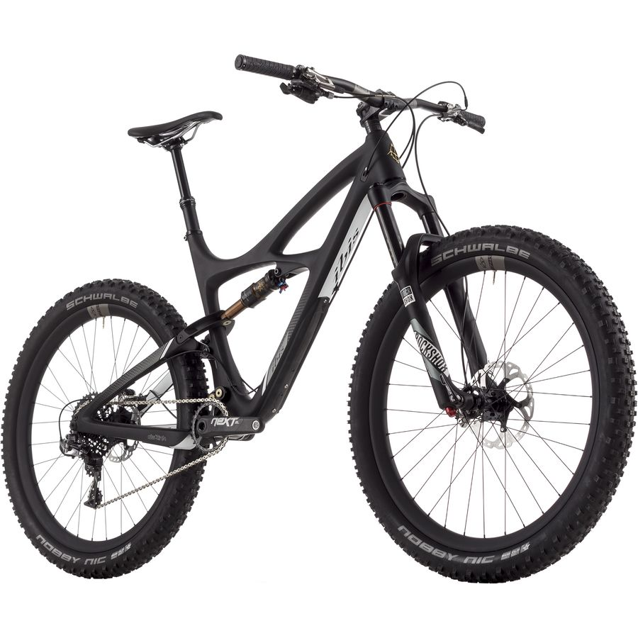 Ibis Mojo 3 Carbon XX1 WERX Complete Mountain Bike - 2016