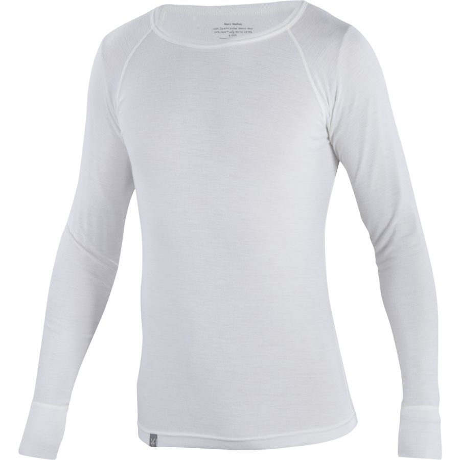 Ibex Woolies 1 Crew Top - Mens