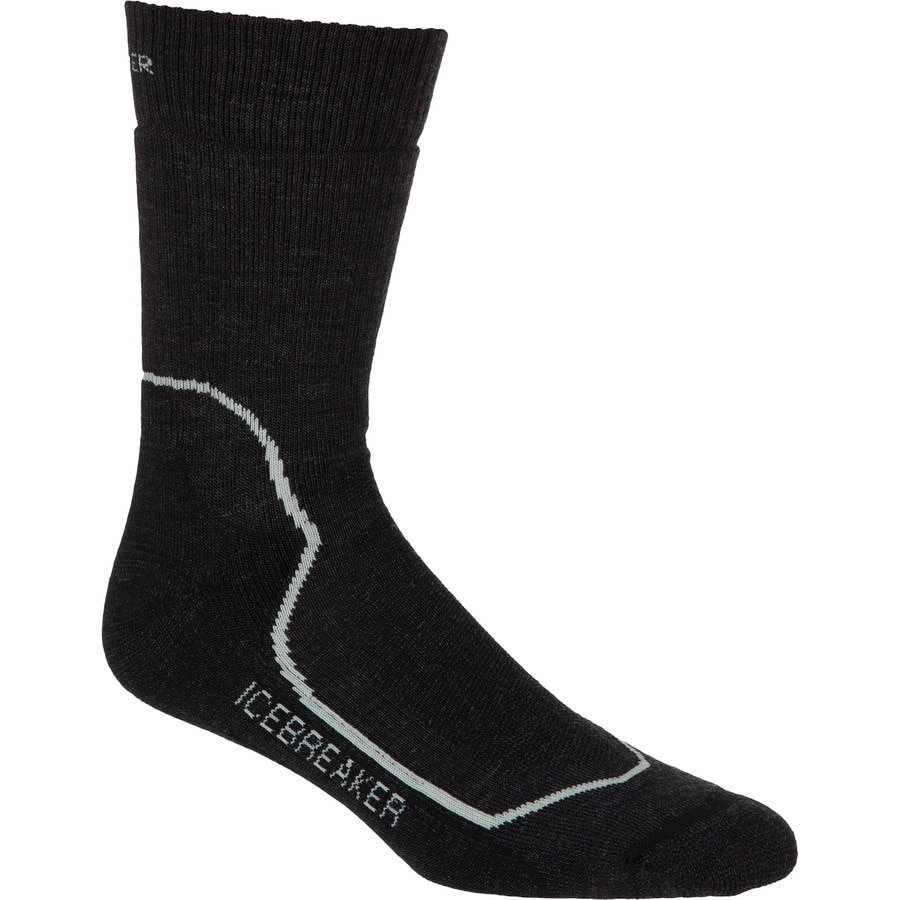 Icebreaker  Hike+ Heavy Anatomical Crew Sock - Mens