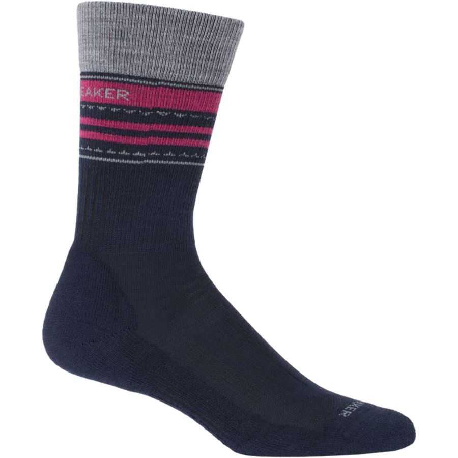 Icebreaker Hike Light Crew Sock - Womens