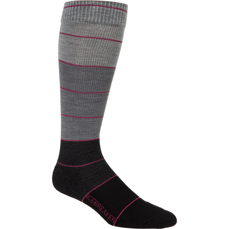 Icebreaker Lifestyle Compression Over The Calf Sock - Womens