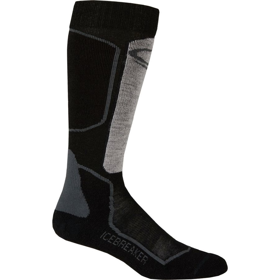 Icebreaker Ski+ Light Over The Calf Sock - Womens