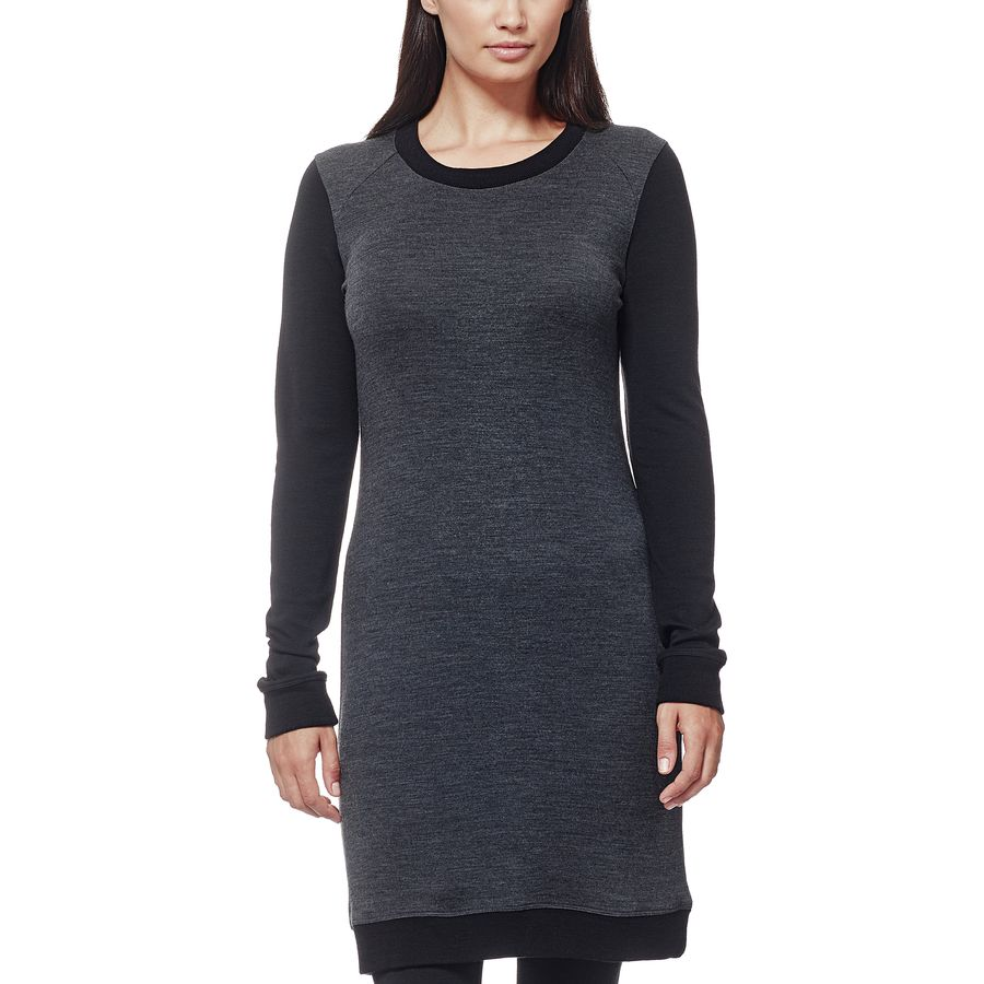 Icebreaker Meadow Sweater Dress - Womens