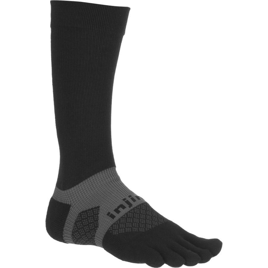 Injinji Multi-Sport Midweight Coolmax Crew Socks