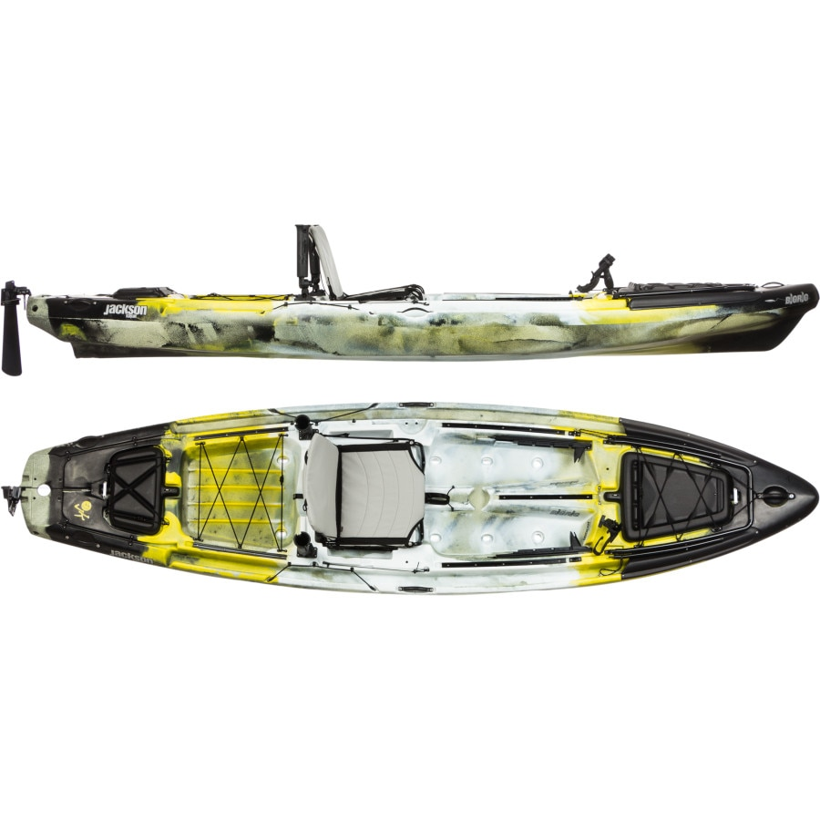 Jackson kayak big rig kayak 2014 for Fishing jackson kayak