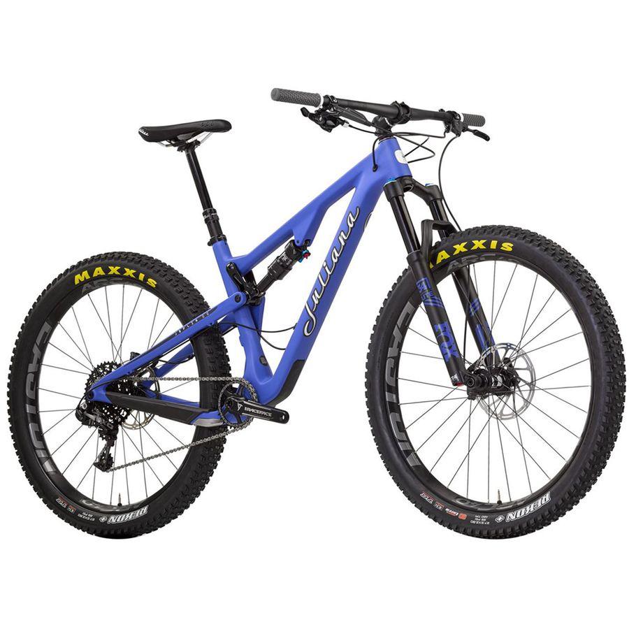 Juliana Joplin Carbon CC 27.5+ X01 Complete Mountain Bike - 2017