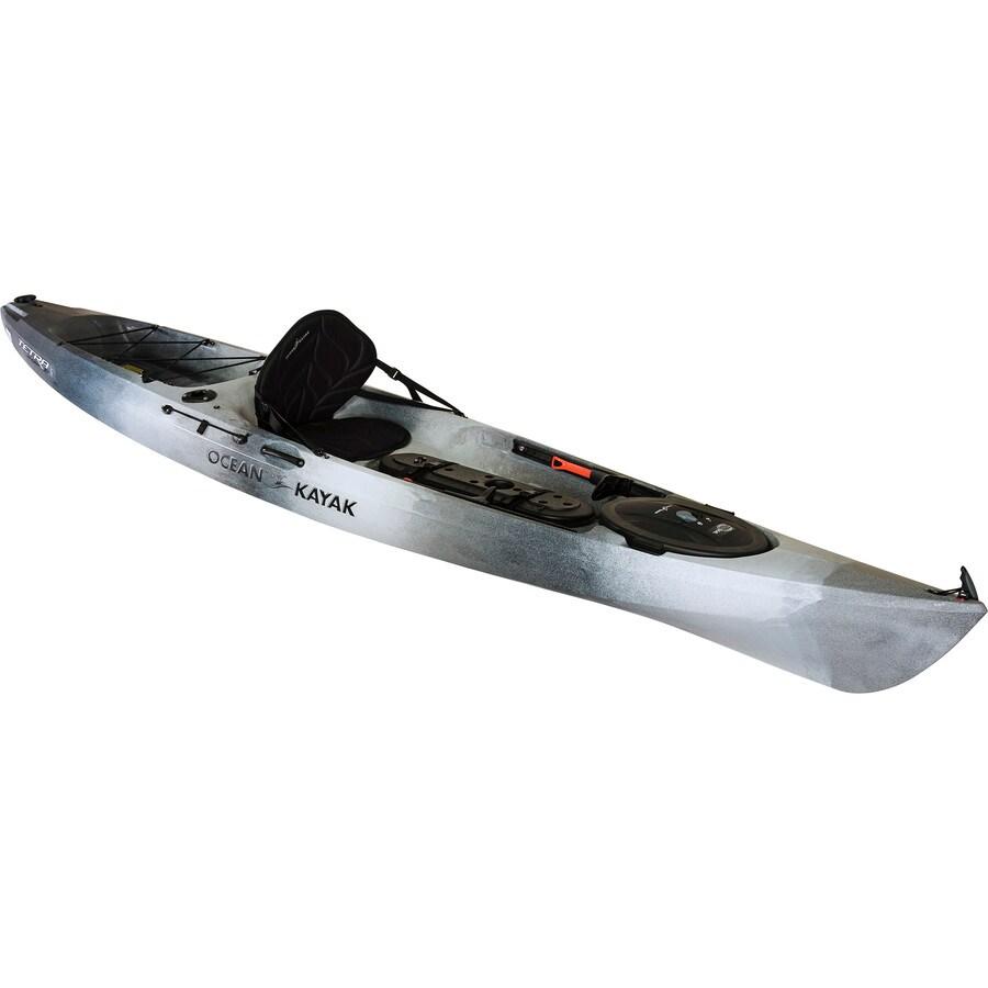 Ocean kayak tetra 12 angler kayak sit on top for Ocean kayak fishing