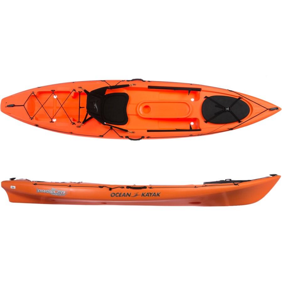 Ocean kayak prowler trident 11t sit on top kayak for Ocean kayak fishing