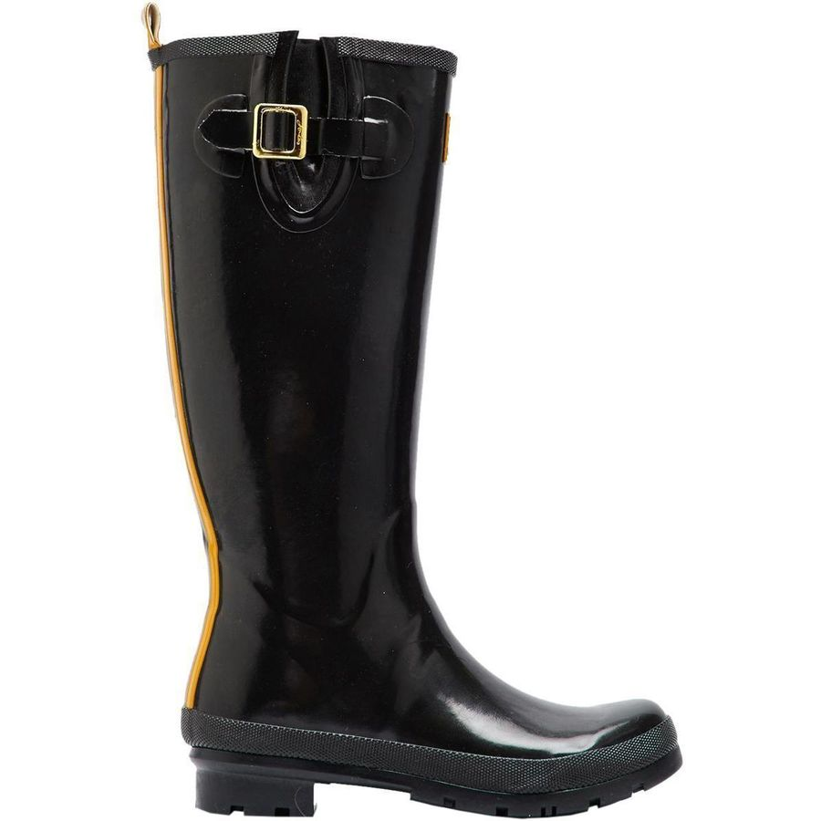 Joules Field Welly Gloss Boot - Womens