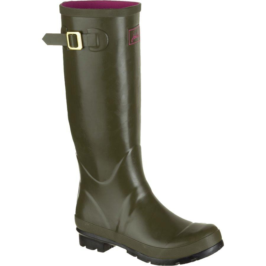 Joules Field Welly Gloss Boot - Women's