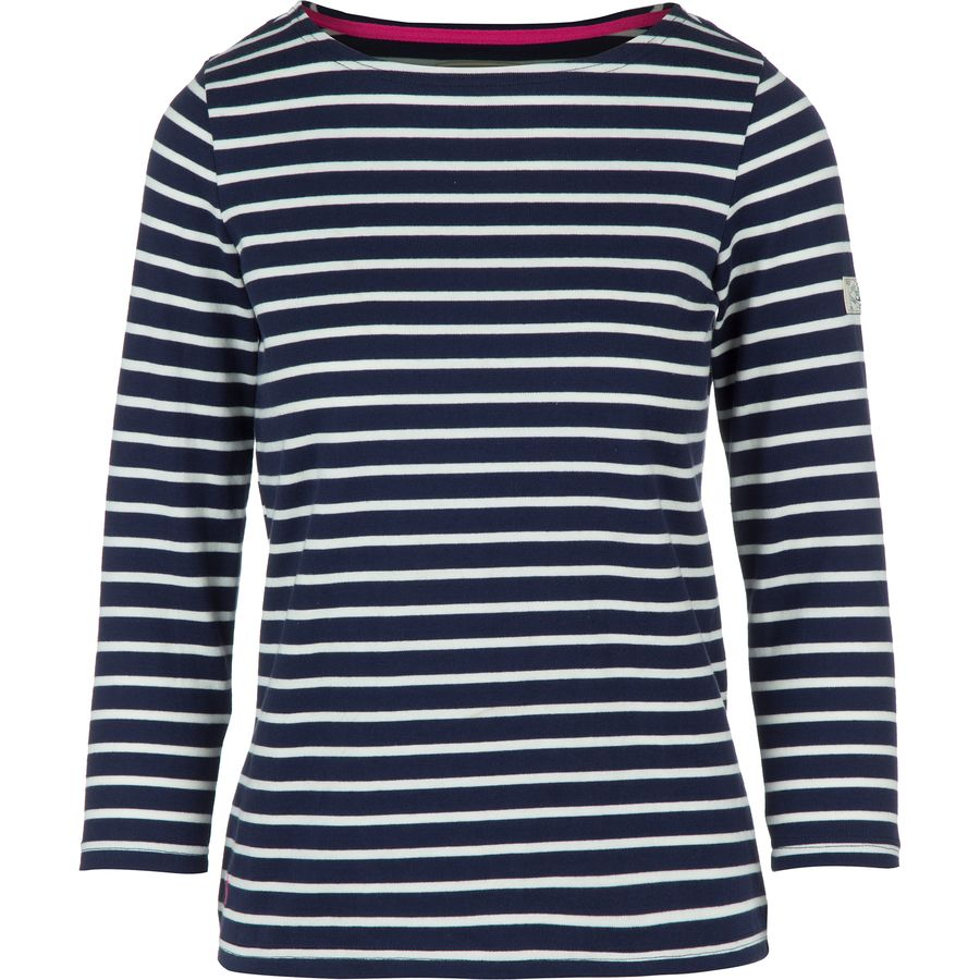 Joules Harbour T-Shirt - Long-Sleeve - Womens
