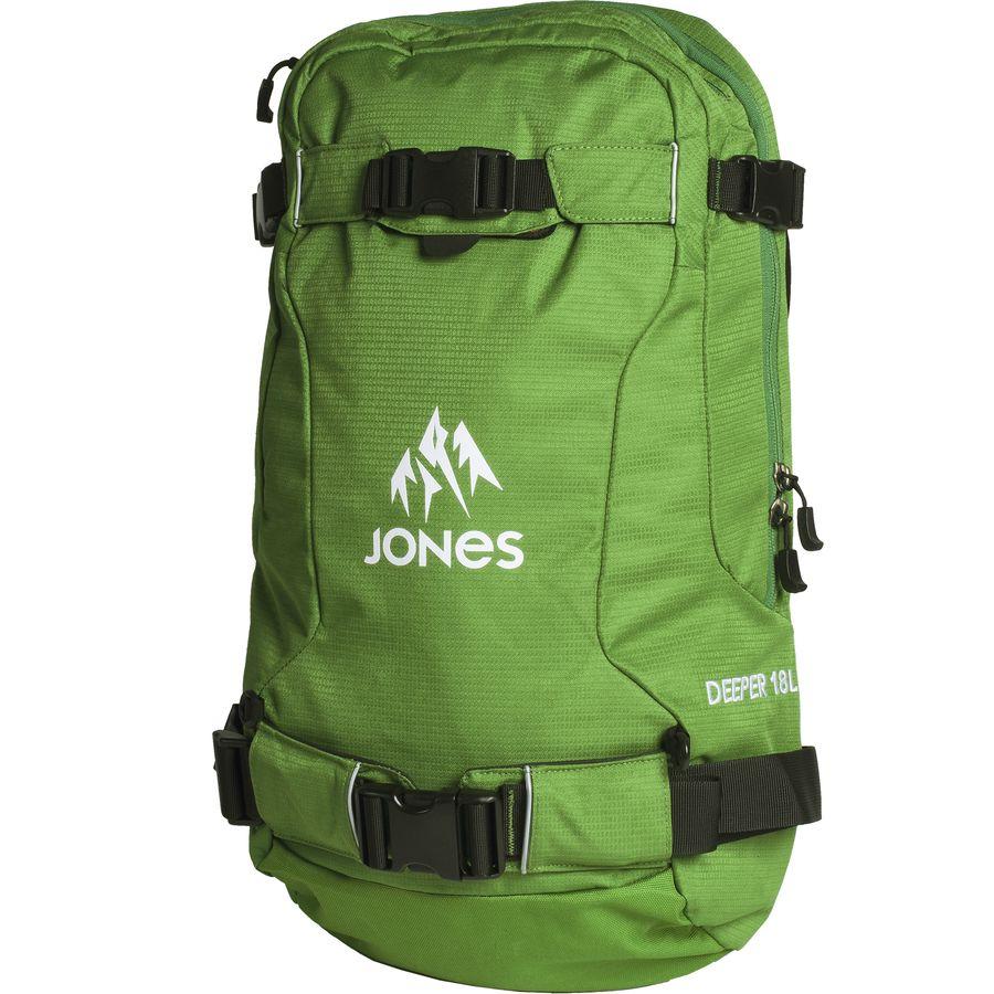 Jones Snowboards Deeper Backpack - 1098cu in