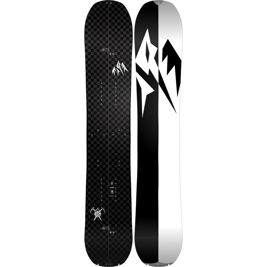 Jones Snowboards Carbon Solution Splitboard - Wide